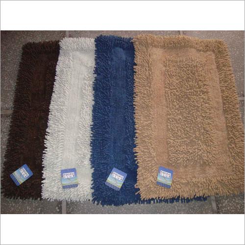 Cotton Tufted Bath Mat