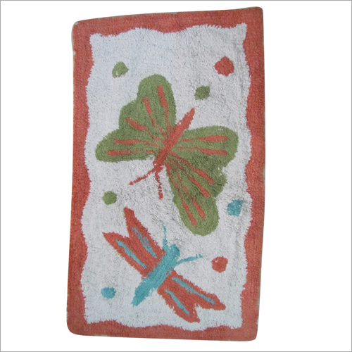 Cotton Bath Mat Designer