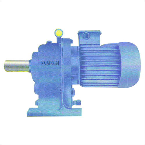 Two Stage Geared Motor