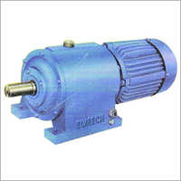 Three Stage Geared Motor