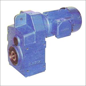 Hollow Geared Motor
