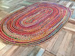 Jute Chindi Braided Rugs