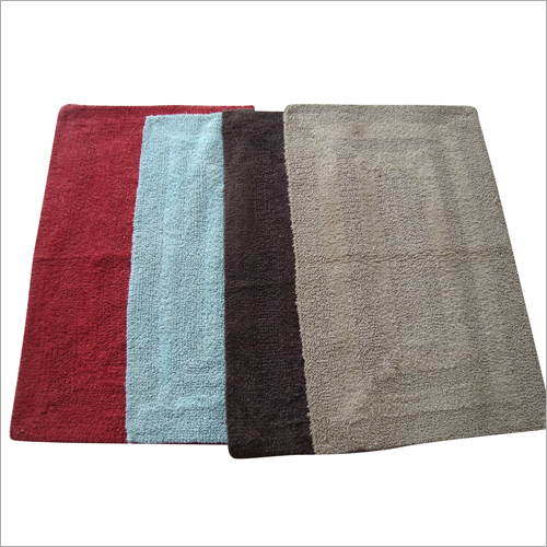 Rerversible Bath Rugs