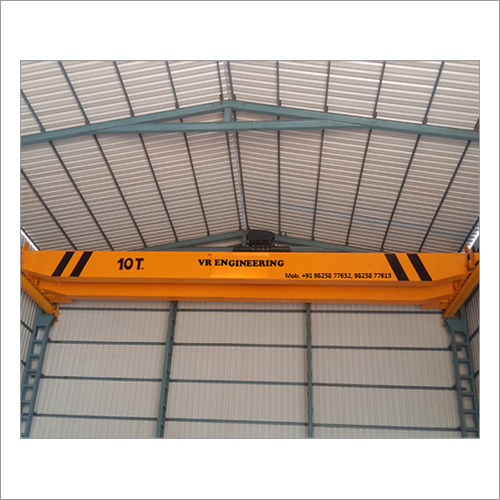 Industrial Double Girder Crane
