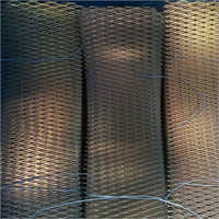 Expanded Outer Metal Sheet