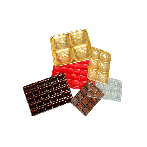 Chocolate Thermoforming Tray