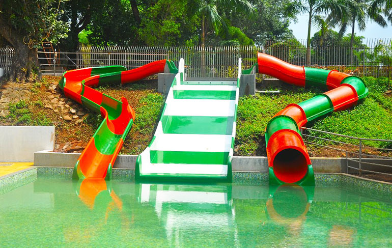 Combination Slide 10 ft