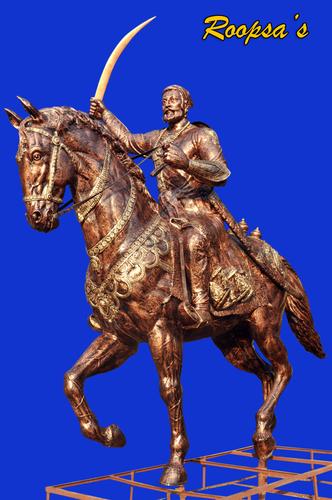 Shivaji Maharaj horse Riding