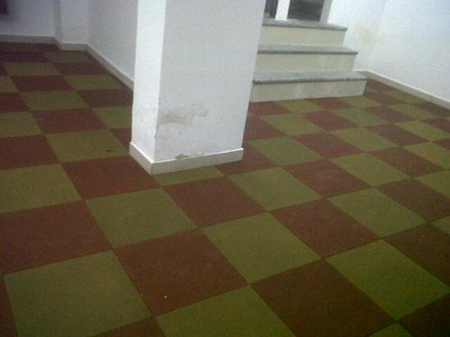 Rubber Tiles at Price Range 70.00 - 200.00 INR/Square Centimeter in Delhi | KANAK FLOORS