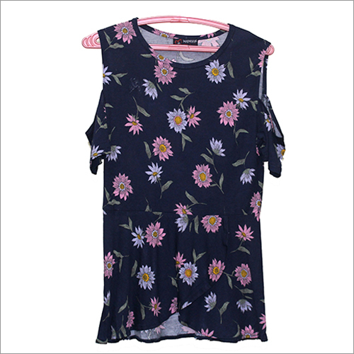 Girls Cotton Top
