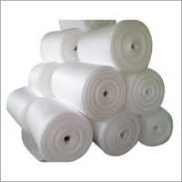 White EPE Foam Rolls