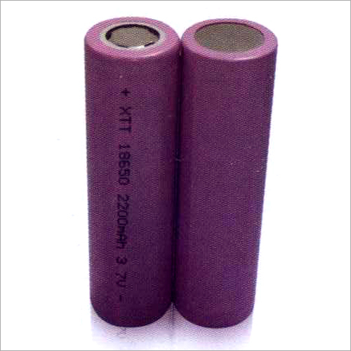 2200 mAH Lithium Ion Cell
