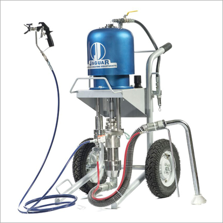 Jaguar Airless Spray Machine