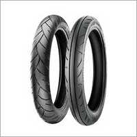 Two Wheeler Solid Rubber Tyre