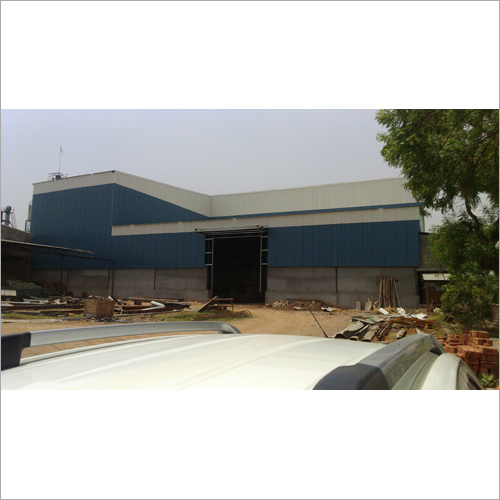 Structural Shed Fabrication Service