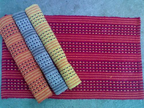Textured Yoga Rug