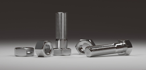 ASTM A449 Type 1 Double End Threaded Bolt