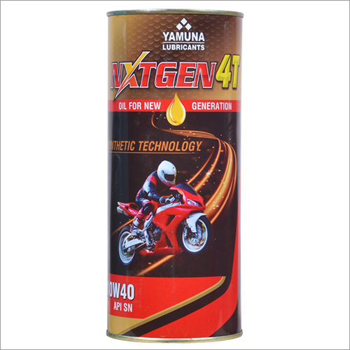 4T 10W40 API SN Engine Oil
