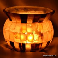 ANTIQUE SHAPE WALL CANDLE HOLDER