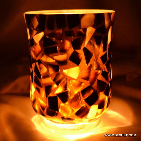 NEW SHAPE AND DESIGN CANDLE HOLDER