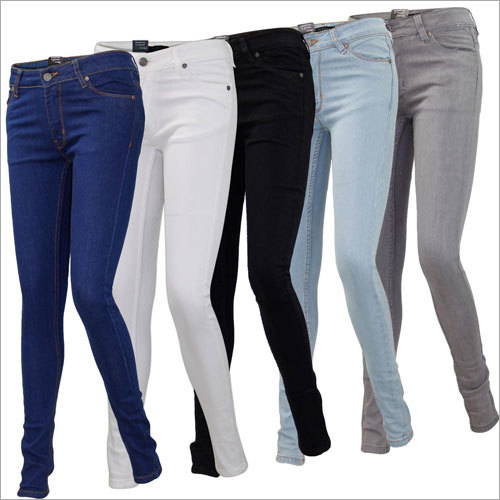 Ladies Colour full  Jeans