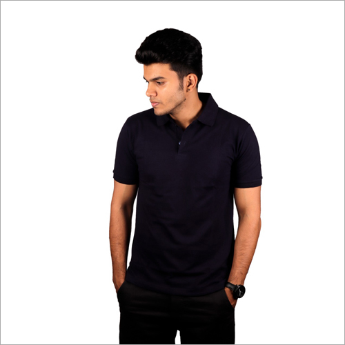 Designer Mens Collared T-Shirts