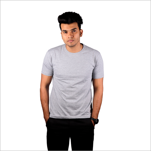 Mens Body Fit Round Neck T-Shirts