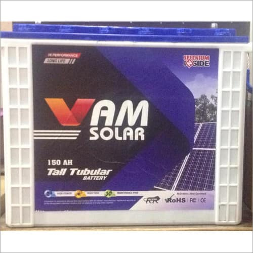 150AH Solar Tubular Battery