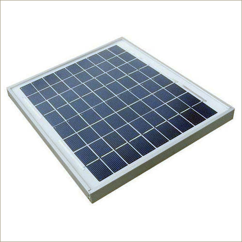 10W Polycrystalline Solar Panel