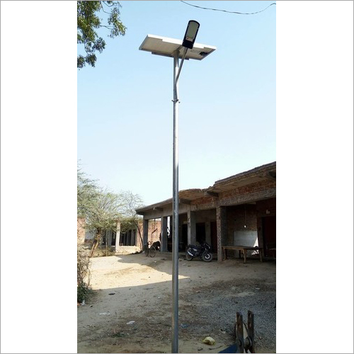 12W Complete Solar Street Light