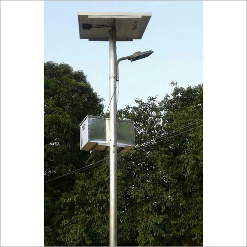 15W Complete Solar Street Light