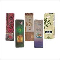 Incense Stick Packing Box
