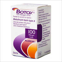 Botulinum Toxin 100 Type A Injection