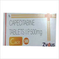 Capecitabine 500mg  Tablets