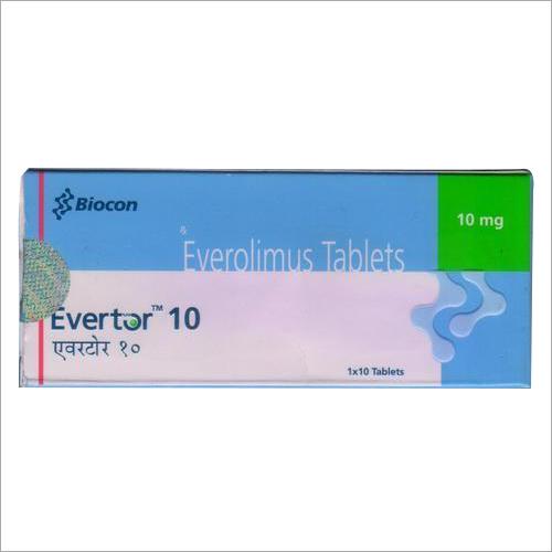 Everolimus 10mg Tablets