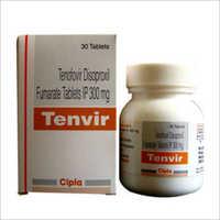 Tenofovir Disoproxil Fumarate 300mg  Tablets