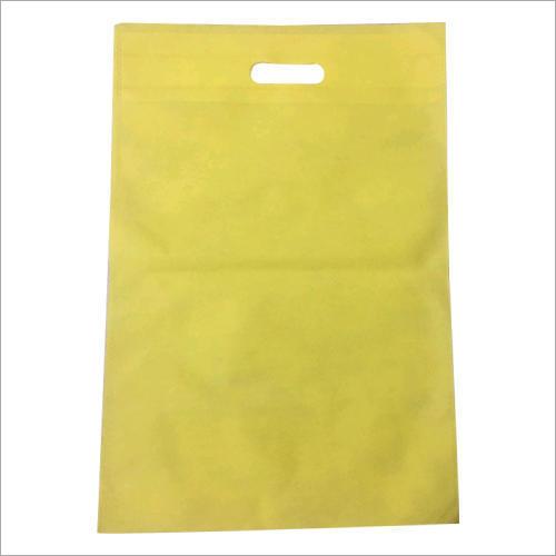 D Cut Non Woven Carry Bag