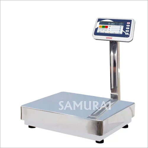 Barcode Label Printing Bench Scales
