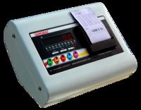 Floor Weighing Scales With Inbuilt Thermal Printer