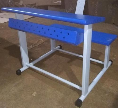 Ms Blue Bench