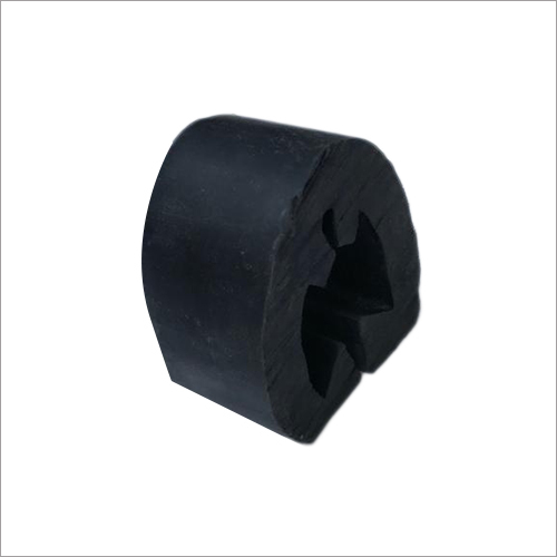 black Rubber Profile