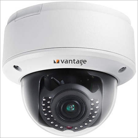 IP Motorized CCTV Camera