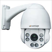 Analog IR Night Vision Outdoor PTZ Camera