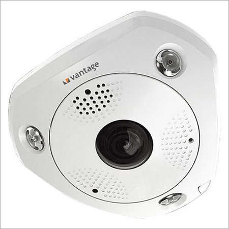 Fisheye Network Dome Camera