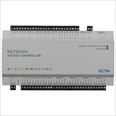 Four Door Two Way RFID Controller