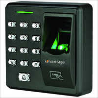 Standalone Fingerprint Based Access Control System
