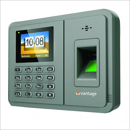 Fingerprint Based Access Control System