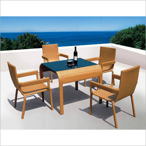 4  Outdoor Chair Set