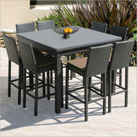 Outdoor Designer Dinnig Table Set