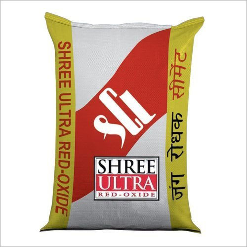 Red Oxide Shree Cement